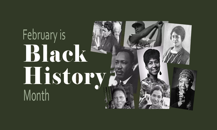 Black History Month: Heroes of Our Time