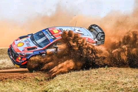 Kenya Hosts Safari Rally Championship 2021